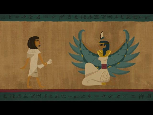 Древнеегипетская Книга мёртвых [TED-ED]