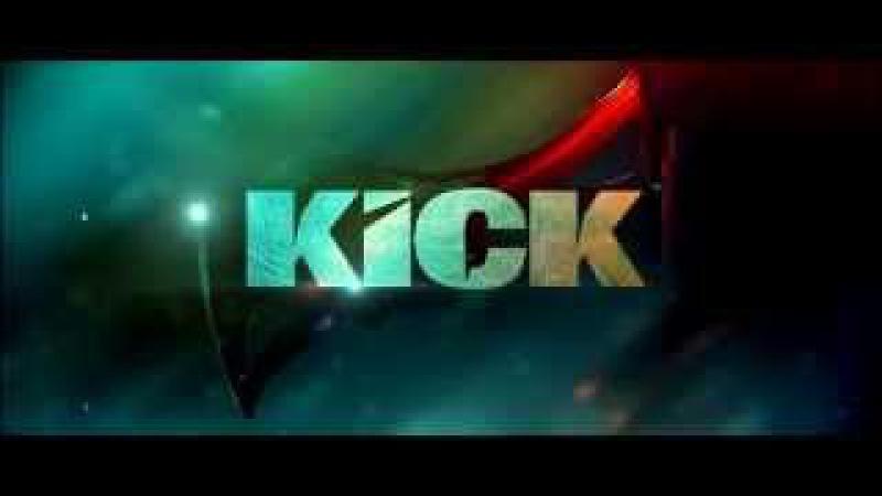 Удар /Kick трейлер рус 2014 (Салман Кхан и Жаклин Фернандес)