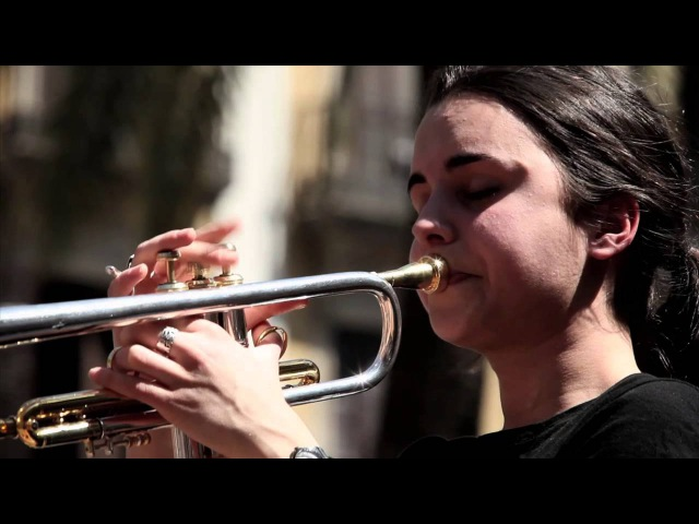 MINOR SWING ELIA BASTIDA SANT ANDREU JAZZ BAND ( joan chamorro director ) SCOTT HAMILTON