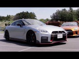 Nissan Global The 2017 Nissan GT-R Polished to Perfection