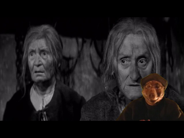 Баба яга, жуткая тайна славян?
