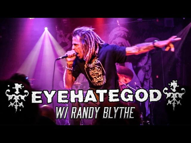 Eyehategod Sister Fucker Ft. Randy Blythe Live at Baltimore Soundstage 2016