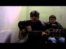 Мечта парень классно играет на гитаре и поёт 360