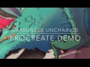 Carbuncle Unchained Procreate Demo