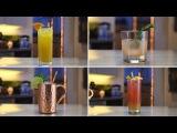 Four Easy Vodka Drinks