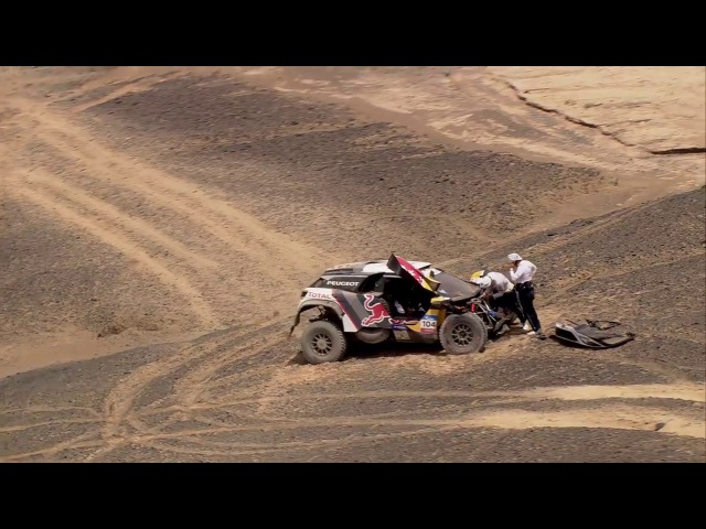 Silk Way Rally 2017 Stage 9 Urumqi Hami