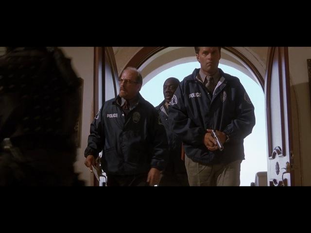 Fast Furious (2001). FBI Arrest Scene  