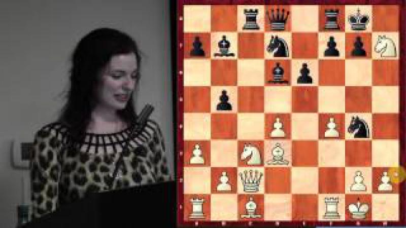 Aronian vs. Anand | Tata Steel 2013 | Semi-Slav - WGM Jen Shahade - 2013.02.06