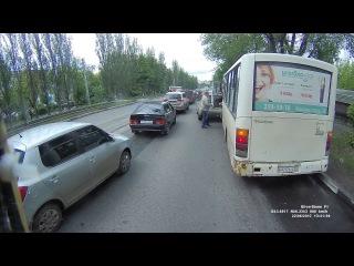 ▶ 22.06.17 - ДТП с отказом тормозной системы - Т-71 ИП Комраков