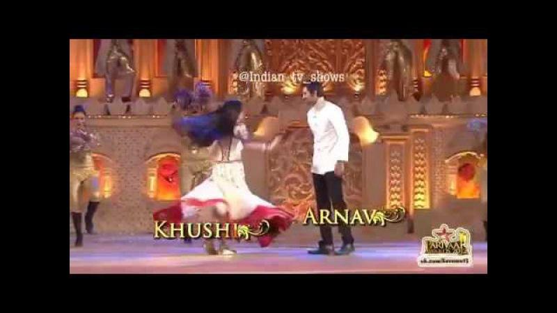 Kushi ve Arnav'ın dansı