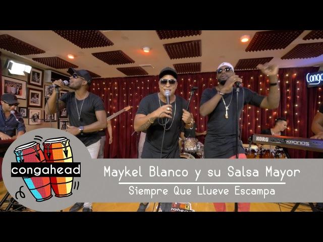 Maykel Blanco y su Salsa Mayor performs Siempre Que Llueve Escampa