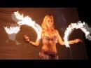 Best Belly Dance Fire Fans Act