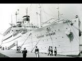 Русский Титаник Пароход Адмирал Нахимов крушение корабля