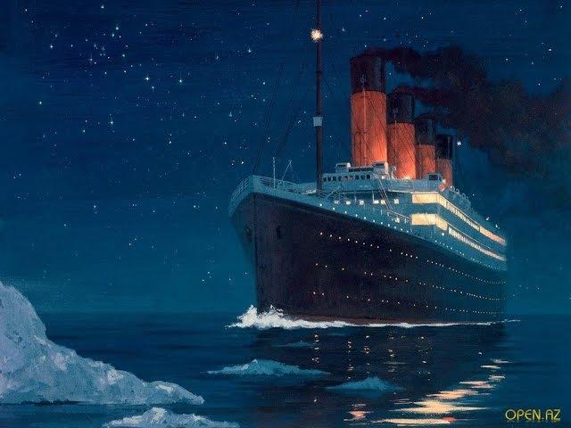 Титаник Документальный фильм