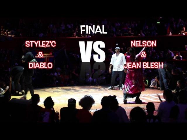 STYLEZ C DIABLO vs NELSON JEAN BLESH | FINAL | Fusion Concept 2017