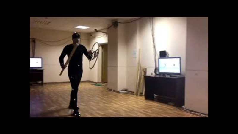 Animation mocap. Indie game. A.S.H.