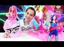 ЛЕРА и Рок Звезда БАРБИ Готовимся к концерту Распаковка игрушек Видео для детей