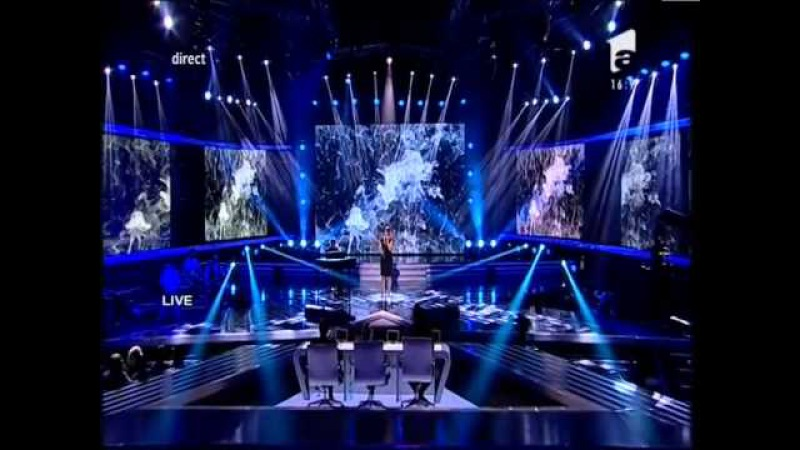 Alexandra Crisan - Someone Like You (Adele) Finala X Factor