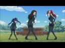 Fairy Tail приколы Кана почему грудь на показ! хвост феи приколы