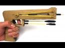 Пистолет арбалет из картона - Как сделать пистолет из бумаги, своими руками