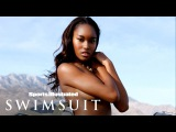 Demaris Lewis Rides A Plane Topless In Palm Springs  Sports Illustrated Swimsuit