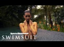 Kenza Fourati Takes It Off, Takes You To Her Wet Paradise | Intimates | Sports Illustrated Swimsuit