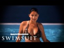 Jessica Gomes Gets Wet, Blows You A Kiss In Paradise | Intimates | Sports Illustrated Swimsuit
