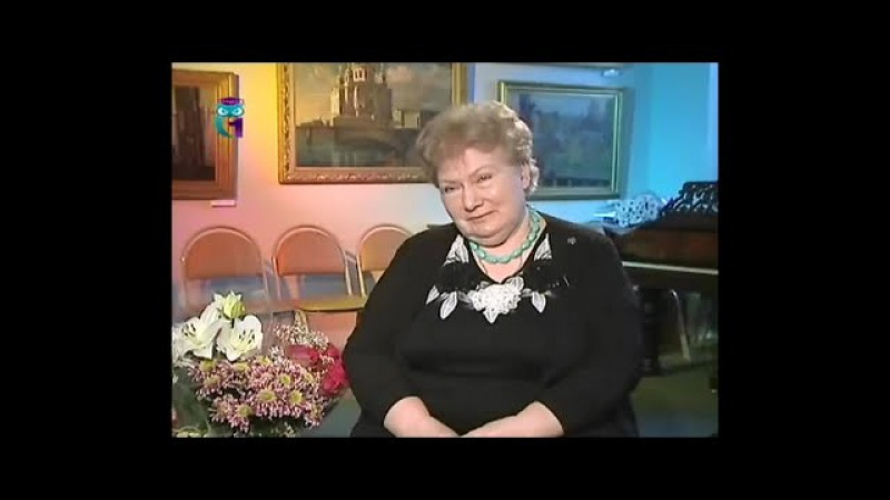 Млада Финогенова, заслуженный художник России. Человек человеку художник