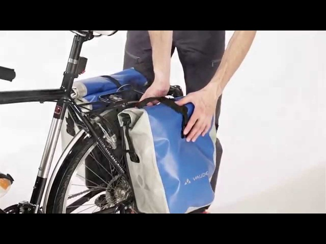 VAUDE - Hardback Pro Bike Bags - Product Video