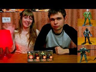 Коллекционные фигурки (Солдатики) Play the game из Fix Price всего за 55 рублей!