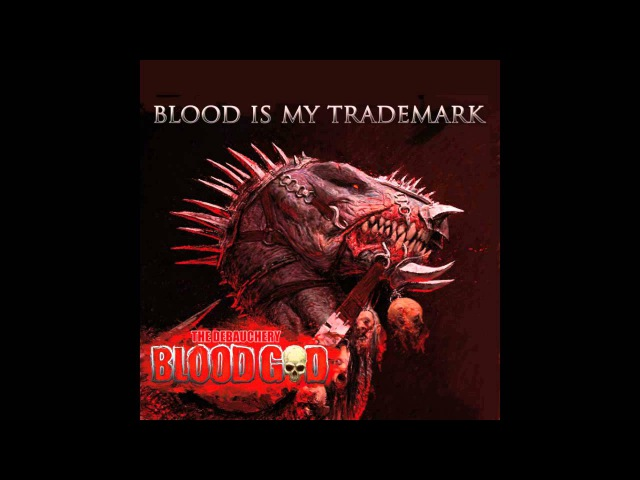 Blood God - Blood Is My Trademark (Full Album)