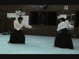Myanmar Aikido - 31 Kumi Jo