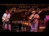 Tab Benoit 2017 04 09 St. Petersburg, Florida - Tampa Bay Blues Festival - Vinoy Park - Full Gig