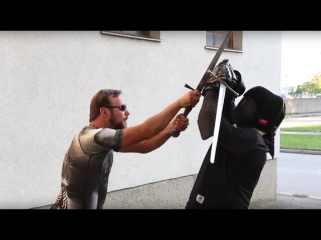 Learn Sword Fighting 12 - The Indes