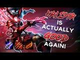 Gosu - KALISTA IS ACTUALLY GOOD AGAIN!
