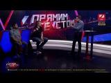 Ведущий телеканала Zik выгнал из студии политолога за русский язык