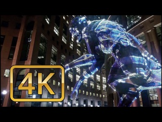 The Flash 3x05 The Flash Vs Monster - Part #14 (Ultra-HD 4K)