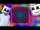 Marshmello - ALONE - [Launchpad Pro Light Show]
