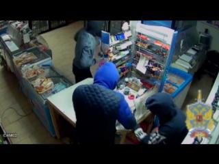 В Подмосковье задержаны злоумышленники, подозреваемые в совершении серии грабежей