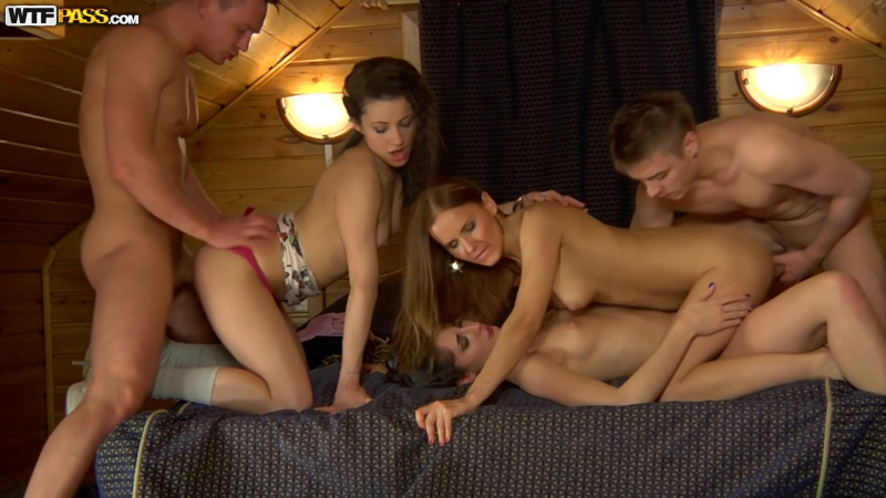 ssp9301 fhd 1 Hot and wild sex party for students on a