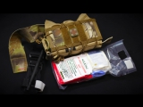 NOLATAC M3T - Multi-Mission Medical Taco manufactured by High Speed Gear HSGI - IFAK  Medical Pouch
