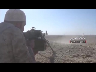 Battle for Palmyra - Syrian Army Offensive against ISIS in Palmyra | January 19th 2017