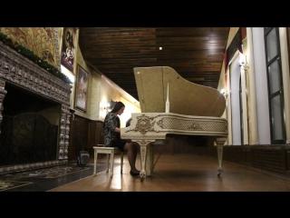 Silent night (Piano Cover) Рождественский гимн