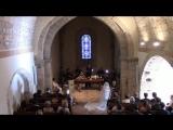 Eglise Réformée de Begnins,Hochzeit in der Waldenserkirche Reformiert Begnins