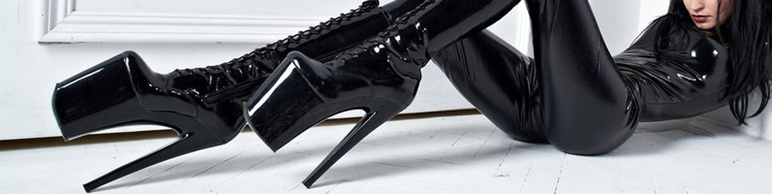 спец обувь для стриптиза дама