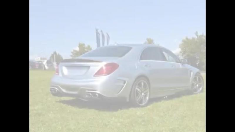 Тюнинг Mercedes W222 Lorinser 2017