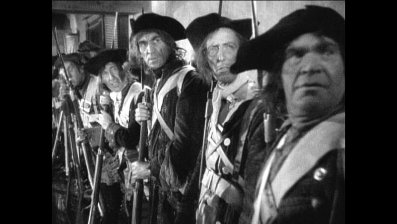 Клайв Индийский (1935). Битва при Плесси