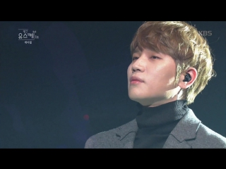 K.Will - Dropping The Tears @ Sketchbook 170121