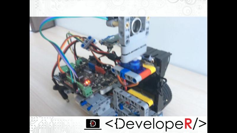 Developer Робототехніка OPEN SOURCE