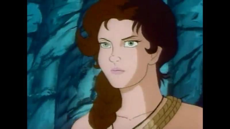 Конан: Искатель Приключений (1993) [s02e39 - The Vale of Amazons]